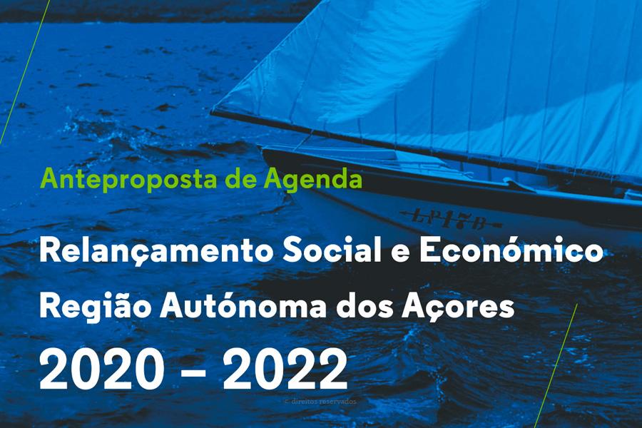 Agenda para relançamento económico e social dos Açores com 250 medidas