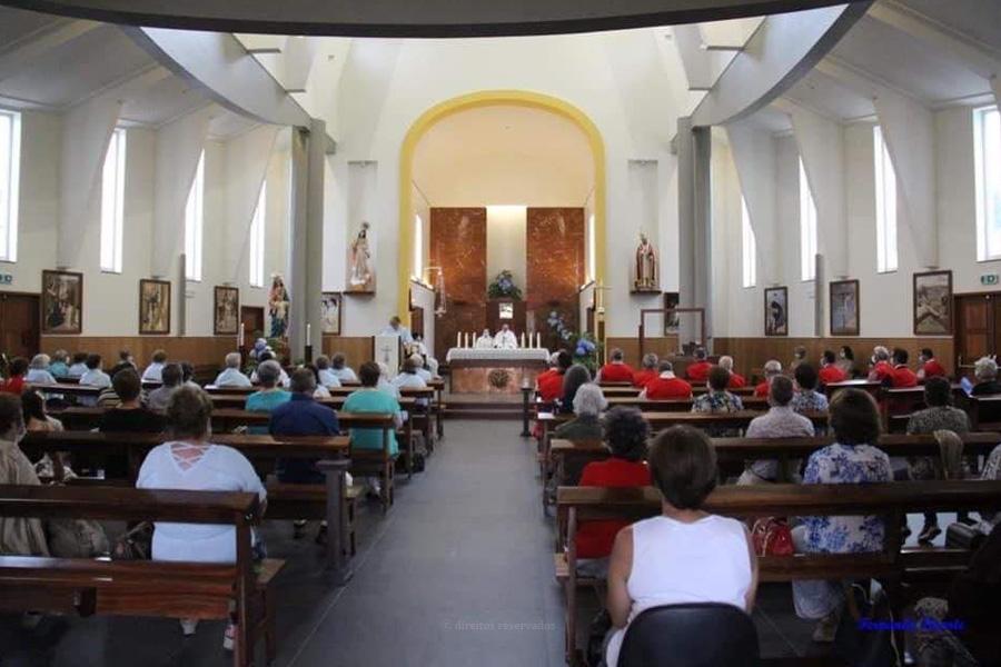 Festa de Nossa Senhora da Luz no Faial tem hoje o seu dia grande