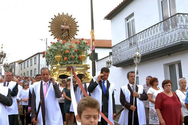 Fim de semana da Serreta sem festa pelas ruas mas com peregrinos
