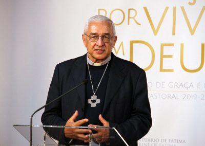 """""""Crise repercutiu-se com muita seriedade na vida das famílias"""", diz presidente da Conferência Episcopal"""