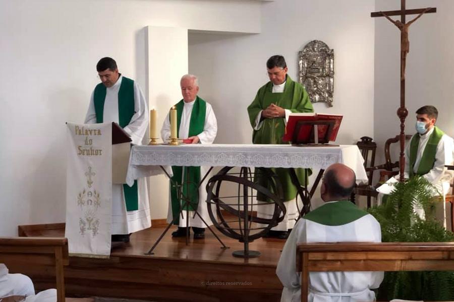 """Bispo de Angra quer comunidades participativas, que """"sejam o rosto de Jesus no mundo"""""""