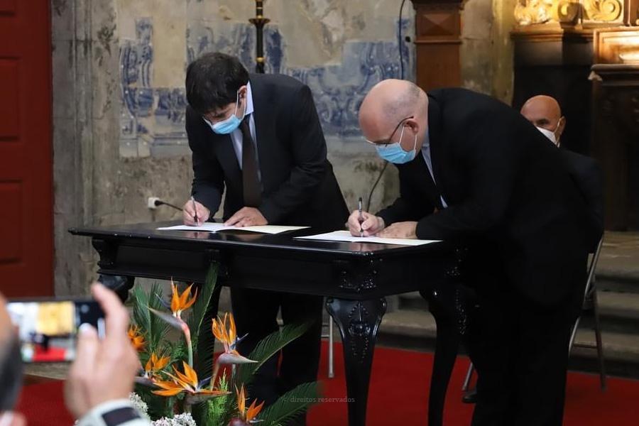 Museu de Arte Sacra da Horta assina uma parceria com grupo LuxMundi