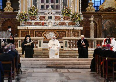 """Papa pede que cristãos sejam """"responsáveis pelos outros"""" e rejeitem indiferença"""