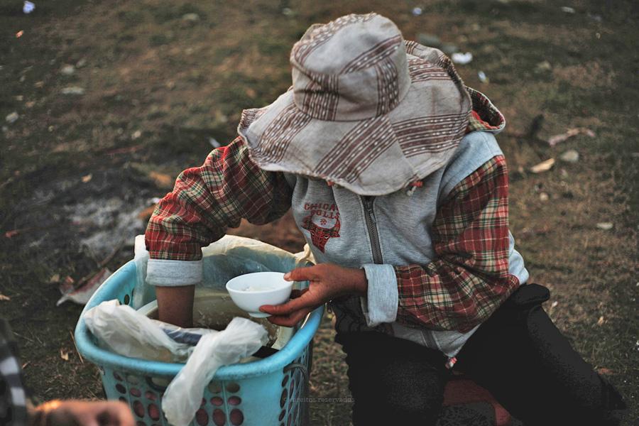 A pobreza não é fruto do destino, é consequência do egoísmo