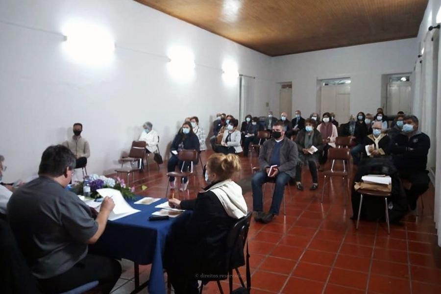 Pico celebra Dia da Igreja Diocesana e reúne Conselho Pastoral da Ouvidoria