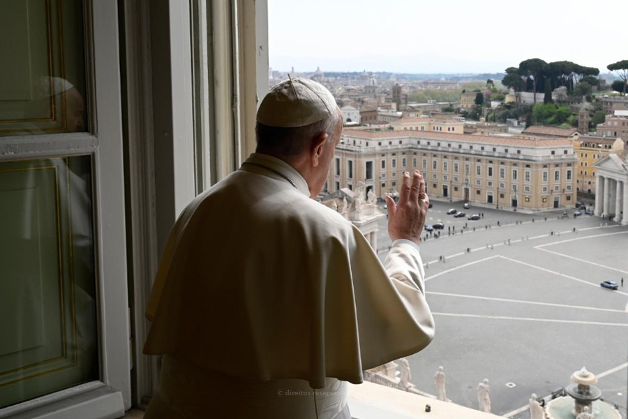 Novo livro apresenta propostas do Papa para o pós-pandemia