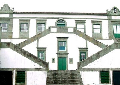 Diocese cede temporariamente Palácio de Santa Catarina para alojamento de doentes não covid