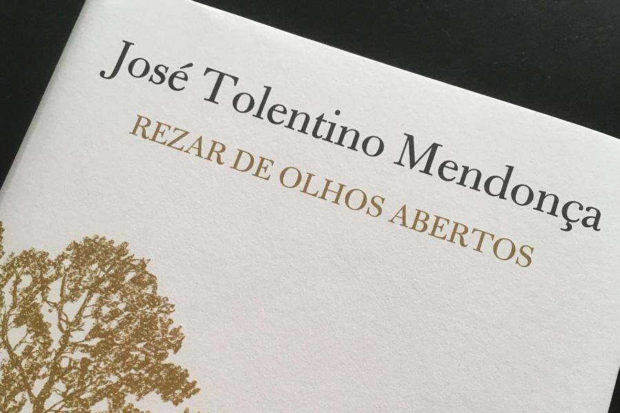 Cardeal Tolentino Mendonça lança livro com práticas de oração
