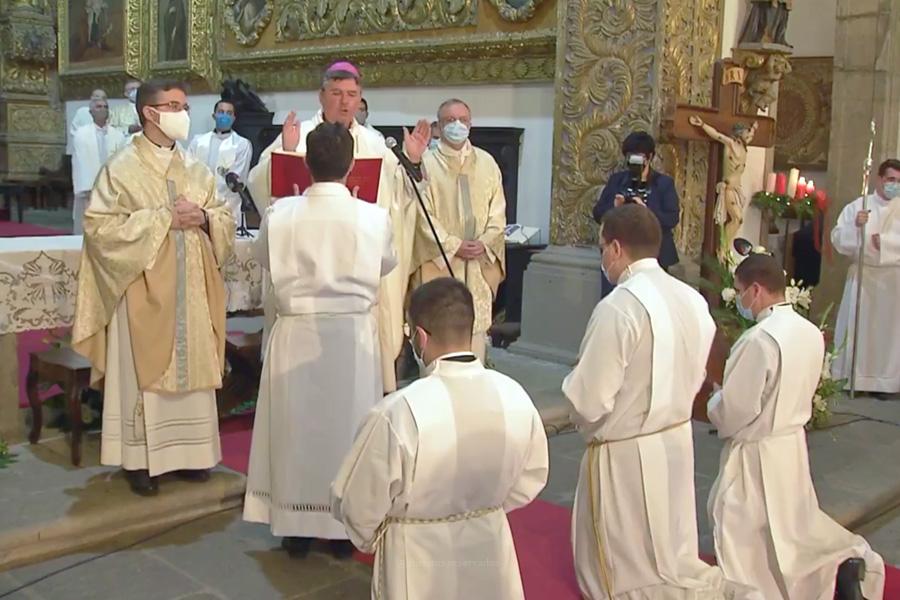 Diocese recebe mais três novos sacerdotes no dia 27 de junho