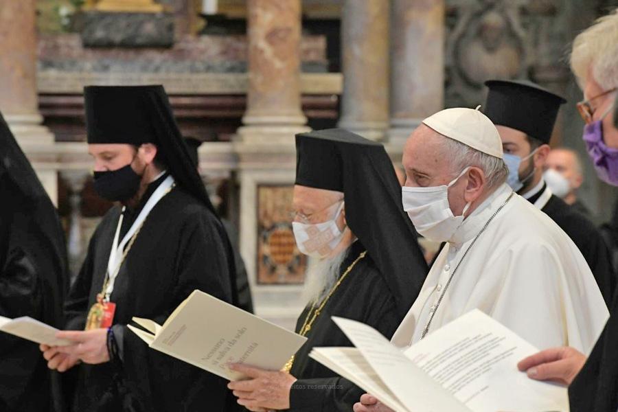 """Papa apela à """"unidade"""" entre cristãos, evocando semana de oração"""