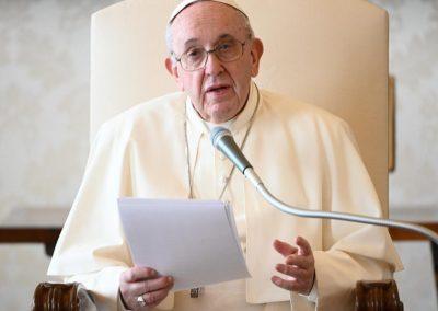 """""""Com o diabo nunca se dialoga"""", sublinha o Papa no primeiro domingo da Quaresma"""