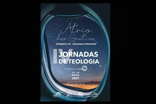 Jornadas de Teologia do Seminário de Angra em formato digital