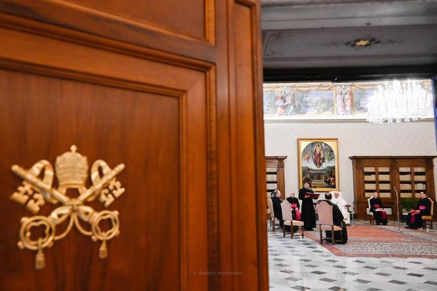 """""""Cristianismo sem Liturgia é um Cristianismo sem Cristo"""", advertiu Francisco"""