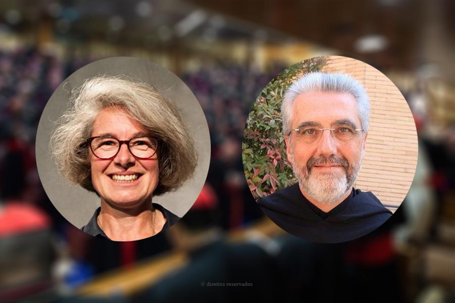 Papa nomeia a irmã Nathalie Becquart e o padre Marín de San Martin subsecretários do Sínodo dos Bispos