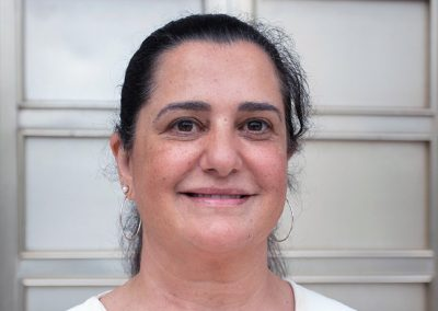 """""""Temos de ser uma Igreja com humor, de amor e de perdão"""" afirma Madalena Motta"""