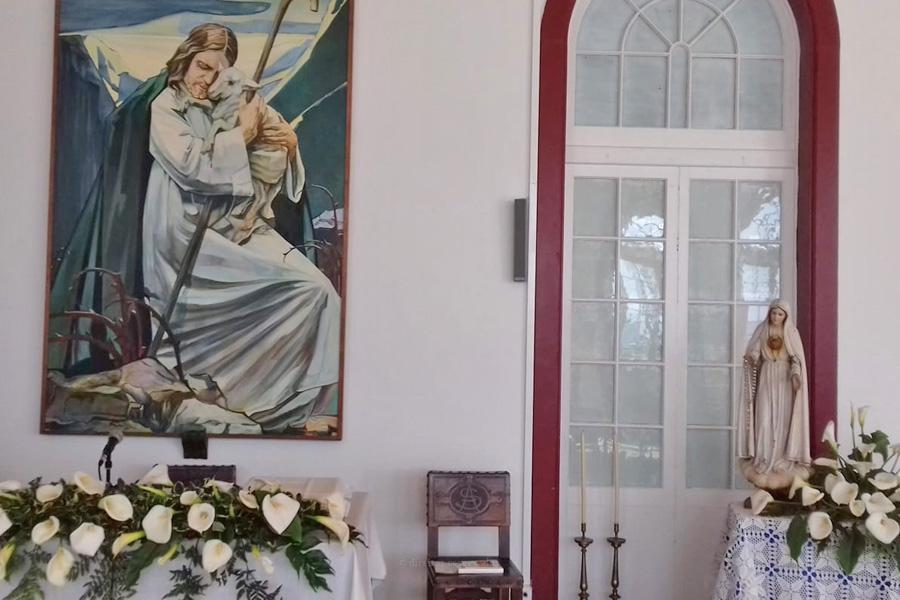 Equipas de Nossa Senhora Açores Centro retomam encontros presenciais