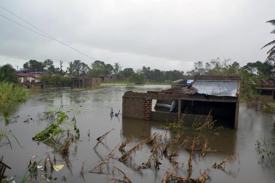 Vaticano alerta para situação das pessoas deslocadas pelas alterações climáticas, com exemplo dos ciclones em Moçambique