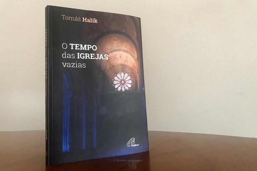 """Sociedade é """"fortemente 'desigrejada'"""", mas não é """"ateísta"""", afirma Tomás Halík"""