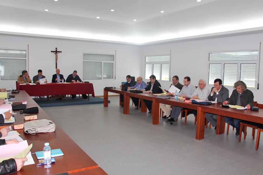Conselho Presbiteral adiado para junho