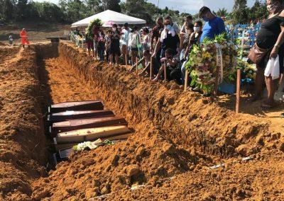 """Brasil: Bispos pedem """"competência e lucidez"""" e denunciam """"desprezo pelas medidas sanitárias"""" no combate à Covid-19"""