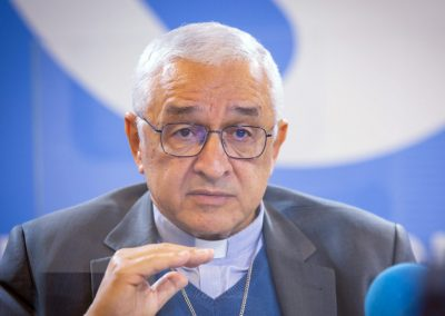 Pandemia aumentou sensibilidade para problemas sociais, defende o Presidente Conferência Episcopal