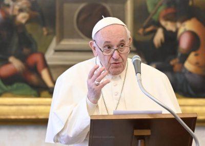 Papa divulga carta de vítima de abusos sexuais com alertas aos sacerdotes