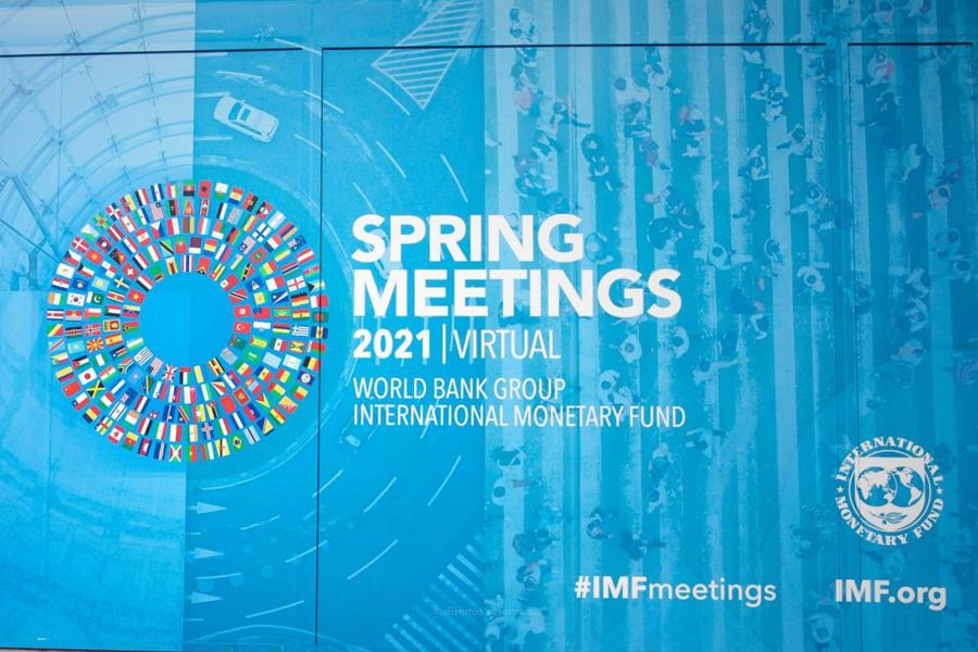 Papa desafia Banco Mundial e FMI a promover financiamento solidário das vacinas