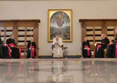 """A importância da meditação na oração, """"um modo de encontrar Jesus"""", segundo o Papa Francisco"""
