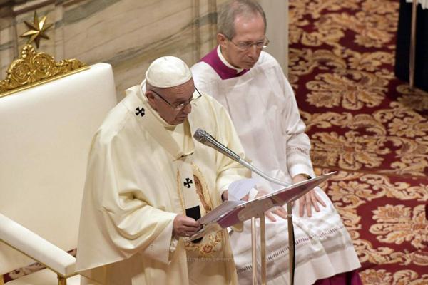 """Papa evoca vítimas do """"terrorismo internacional"""", com referência a Cabo Delgado"""