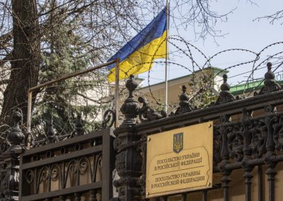"""Papa manifesta """"inquietação"""" com aumento da tensão entre Ucrânia e Rússia"""