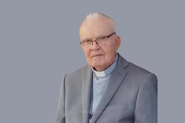 Faleceu o padre José Alvernaz Pereira Escobar