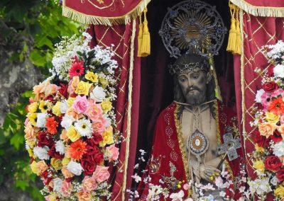 "Festa do Senhor Santo Cristo de Santa Maria ""confinada"" à Igreja"