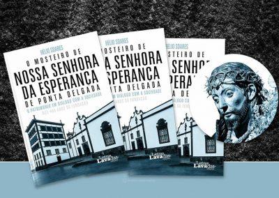 """""""O mosteiro de Nossa Senhora da Esperança de Ponta Delgada- O património em diálogo com a sociedade"""" é lançado  a 6 de junho"""
