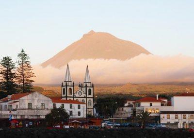 Santo Cristo no Pico celebrado este fim-de-semana