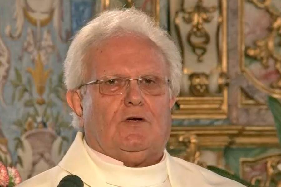 """A devoção ao Senhor Santo Cristo """"não pode ser uma abstração"""", afirma vice-reitor do Santuário"""