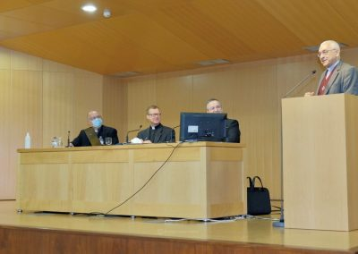 """Presidente da Conferência Episcopal Portuguesa indica que """"caminho"""" com a sociedade """"é uma vitória sobre todo o género de violência"""""""