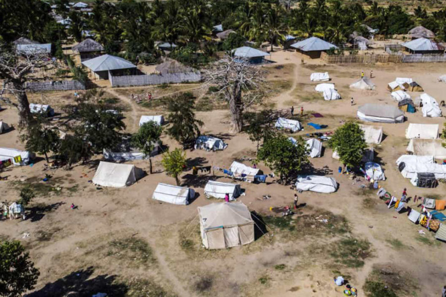 Cabo Delgado: alimentação e casas para repor nível mínimo de dignidade