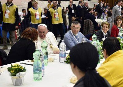 Papa visita Assis para encontro com pessoas desfavorecidas