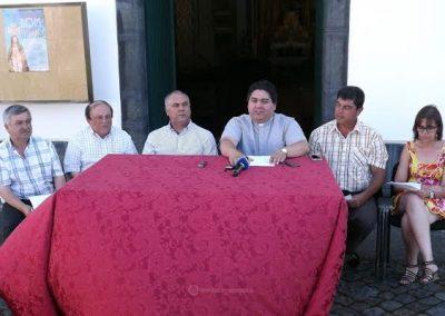 """Tendência de crescimento populacional na Madalena do Pico é sinal de """"esperança e responsabilidade"""", diz padre Marco Martinho"""