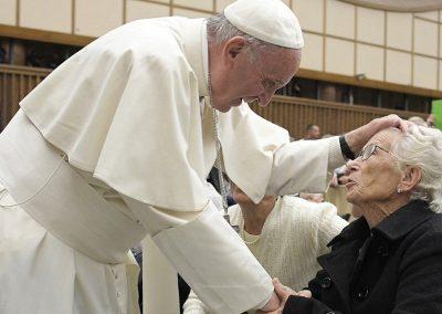 Igreja celebra I Dia Mundial dos Avós e dos idosos