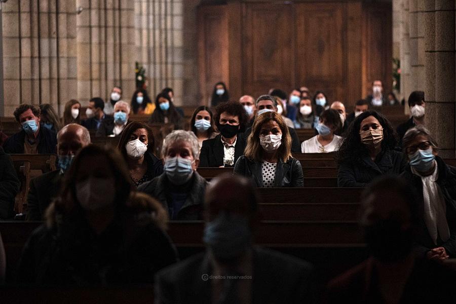 Conferência Episcopal Portuguesa publica novas orientações, com levantamento progressivo das restrições