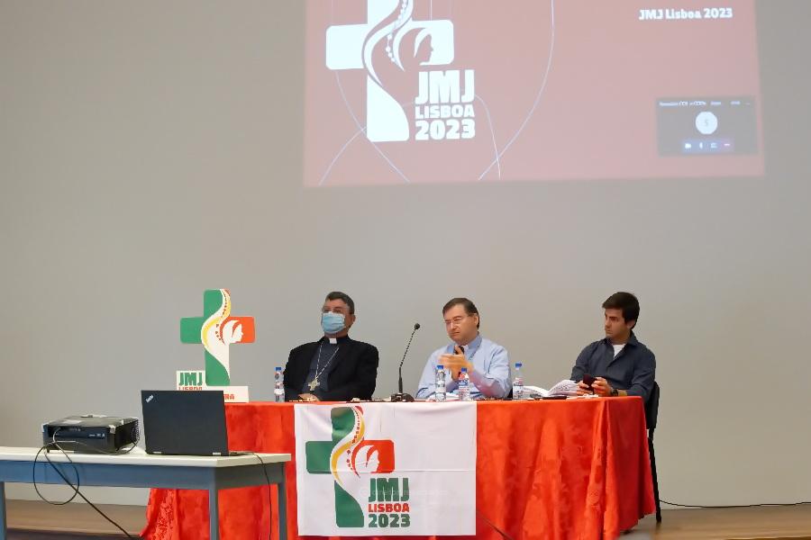 """""""Experimentamos um momento forte de comunhão e eclesialidade"""" afirma diretor do Comité Diocesano da JMJ Lisboa 2023"""