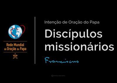 """Papa desafia católicos a """"testemunho de vida"""""""