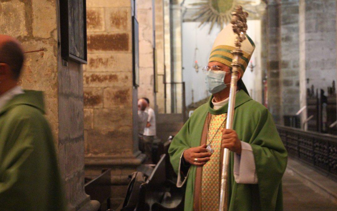 """D. João Lavrador espera um ano """"rico e pleno de desafios"""" na diocese de Angra"""